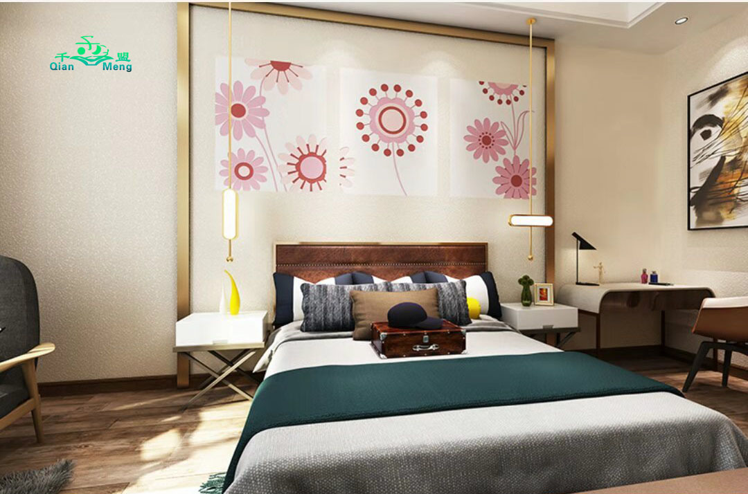 现代风格、卧室、现代-147