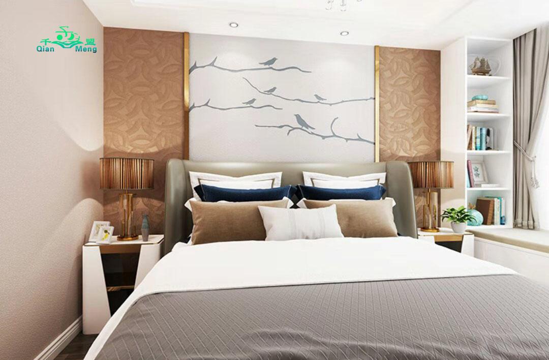现代风格、卧室、现代-150