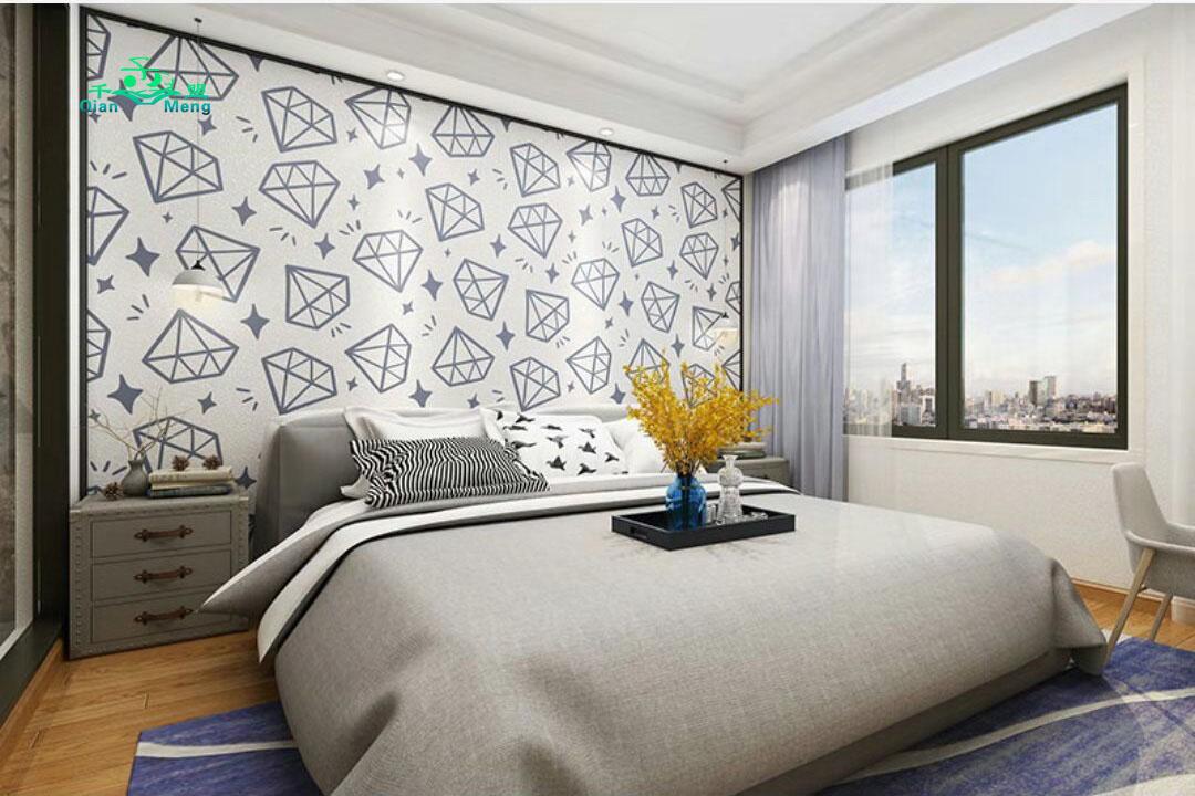现代风格、卧室、现代-158