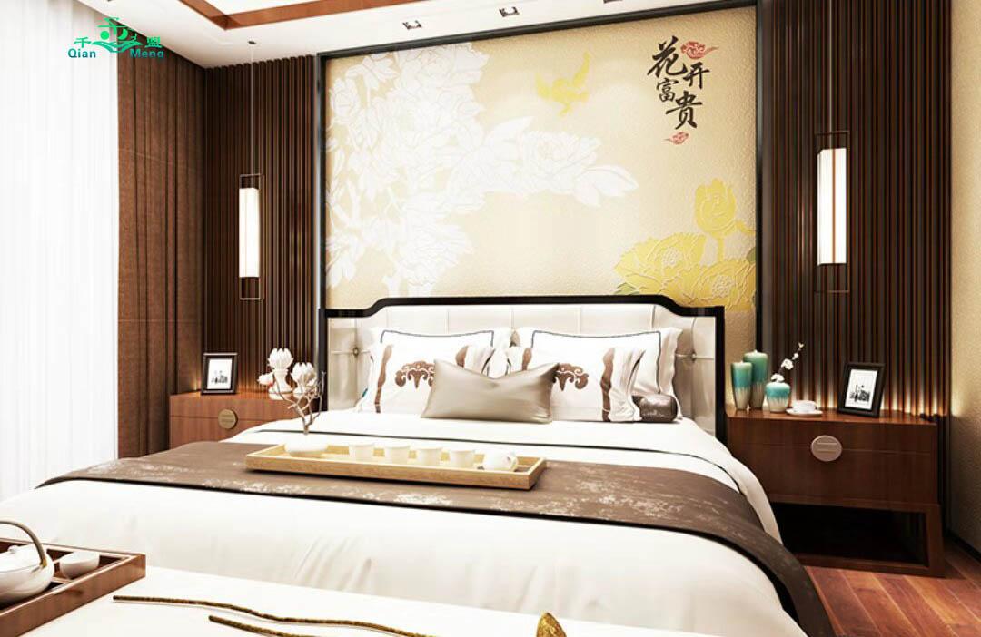 中式风格、卧室、中式-147