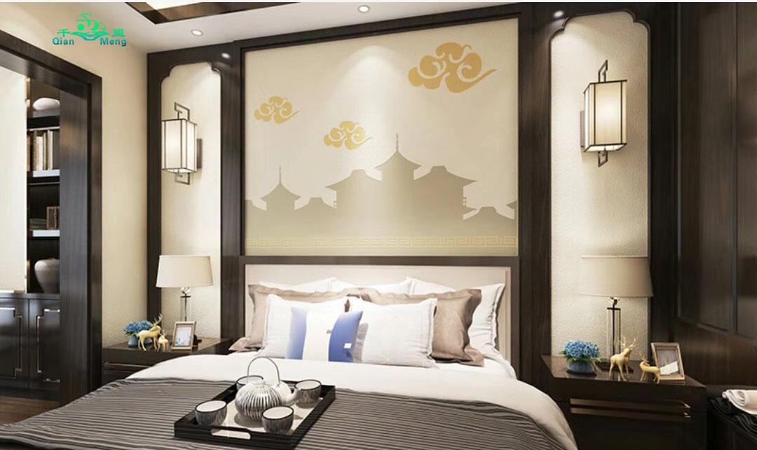 中式风格、卧室、中式-150