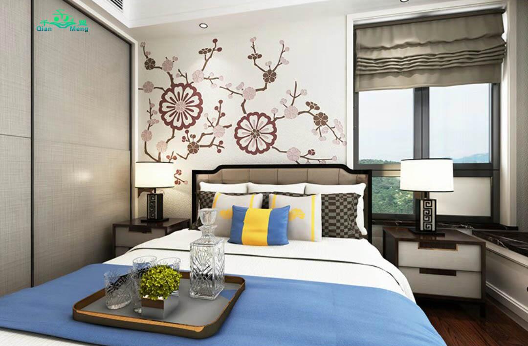 中式风格、卧室、中式-151