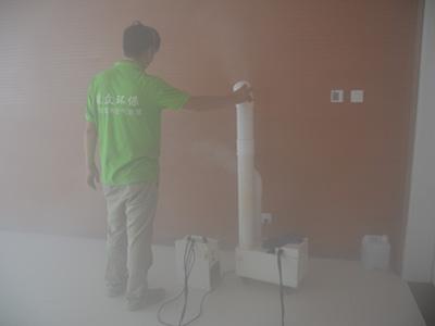 【图文】石家庄室内空气检测我们在行 石家庄除甲醛公司工作流程