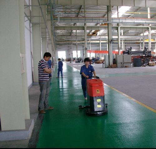 工厂清洁服务