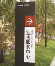 武汉房地产标牌制作