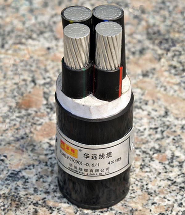 YJHLV交联聚乙烯绝缘氯乙稀护套稀土铝合金电力电缆