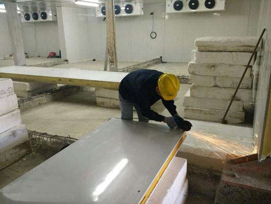 墙体保温施工方式(用于板材)