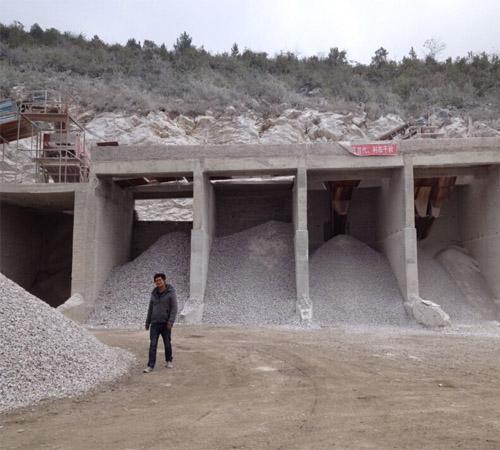 建筑和修路用石灰