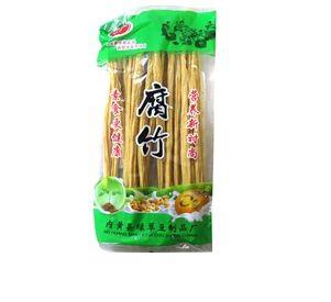 绿色腐竹豆制品厂家