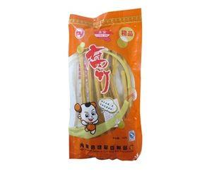 绿色腐竹豆制品