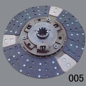 五十铃离合器钢片总成
