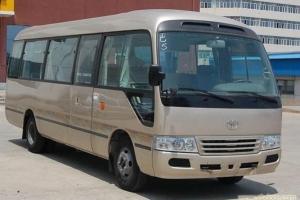 呼和浩特汽车租赁之川考客车