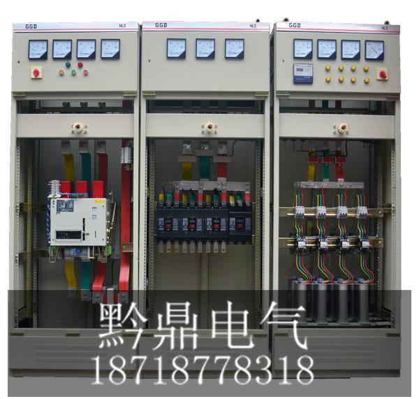 200KVA变压器低压配电柜