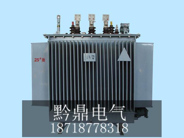S11型油浸式变压器