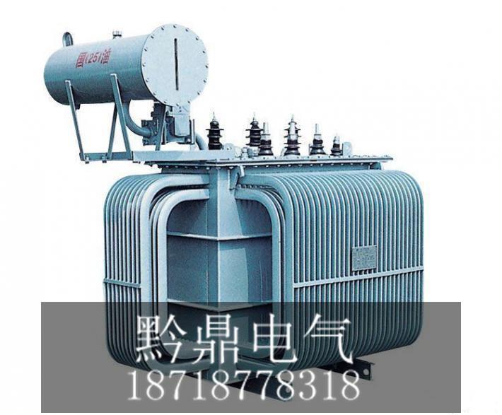 S9型油浸式变压器
