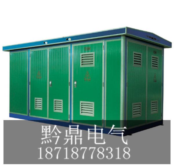 YBM-12复合板材型欧式箱变