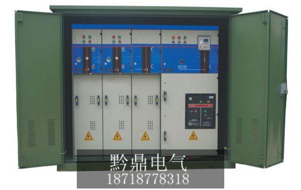 环网分支箱DFW-12(一进叁出)