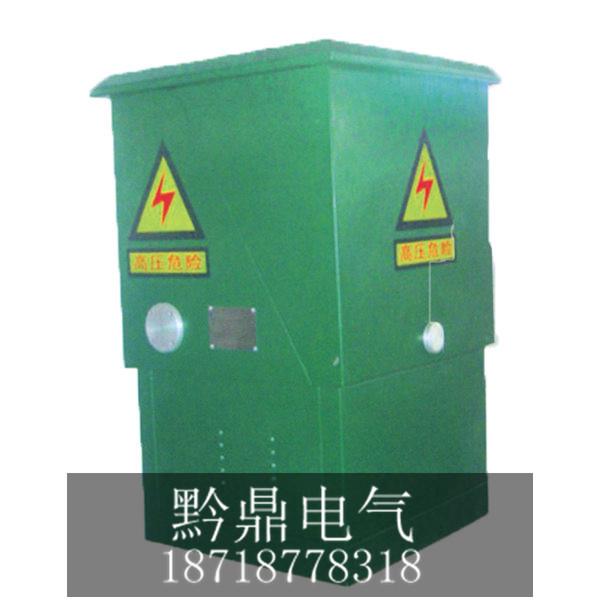 环网分支箱DFW-12(不带开关一进一出)