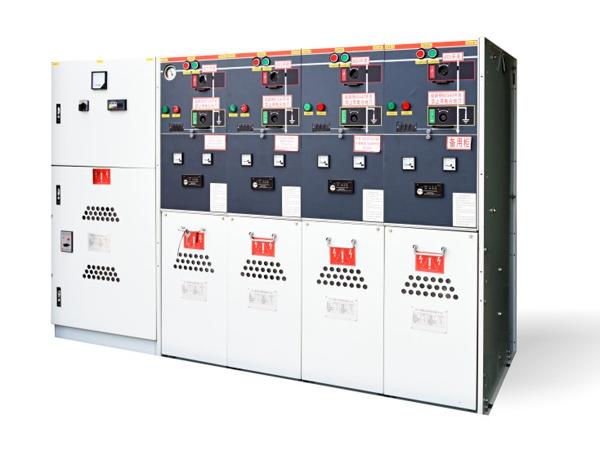 SF6-12/24充气式环网开关柜