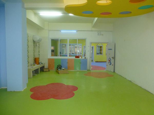 儿童防滑pvc塑胶地板