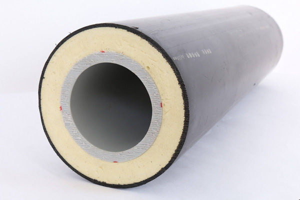 PE-RT Ⅱ型预制直埋保温管