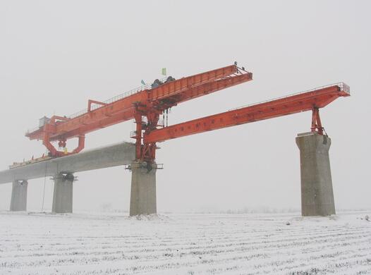 产品简介: 详细说明   上一条:导梁式架桥机  下一条:双导梁架桥机图片