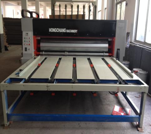 普通印刷机工厂