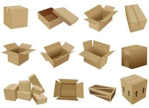 铝箔制品纸箱