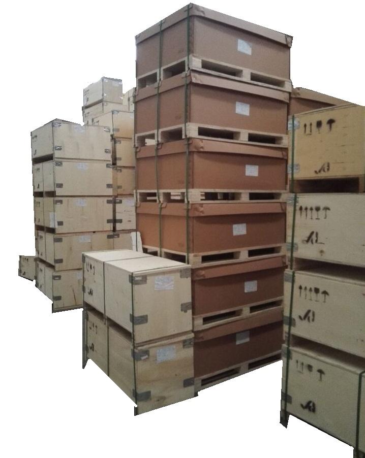 重型纸箱生产厂