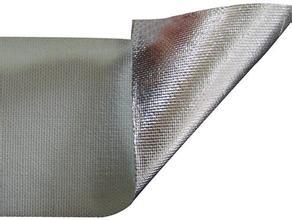 阻燃铝箔布
