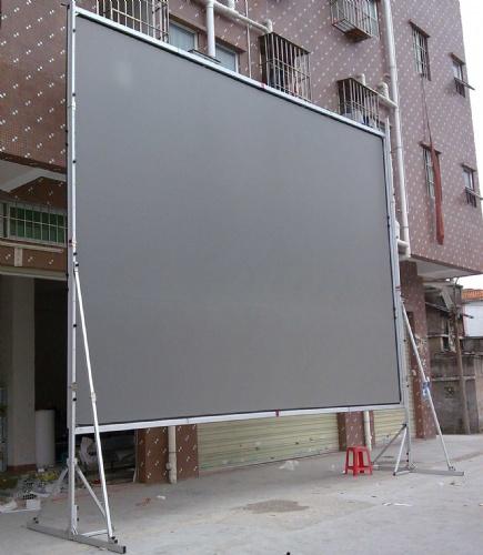 背投影屏幕