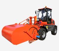 【文章】道路施工强力清扫机的工作流程 道路施工强力清扫机的功能特性