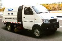 【组图】乡镇街道路面清扫车选择方法 乡镇街道路面清扫车如何进行养护