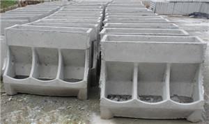 四川三孔水泥料槽