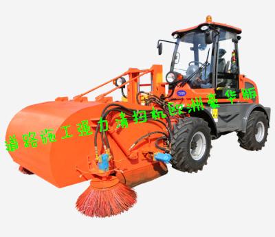 【厂家】工程施工清扫车的机械化模式 工程施工清扫车的优势介绍