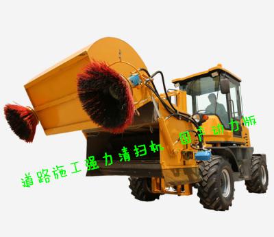【方法】国内渣土清扫机的性能分析 使用渣土清扫机的使用注意规则