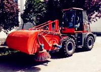 【图解】路面铣刨清扫机的清渣除尘处理 关于路面铣刨清扫机的操作规范需注意