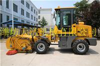 【新闻】工程施工清扫车售后服务介绍 工程施工清扫车的用途