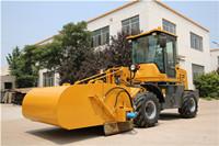 【精华】工程施工清扫车技术应用 工程施工清扫车的优势