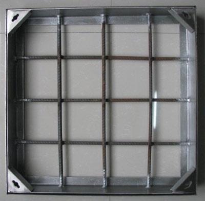 不鏽鋼隐形井蓋