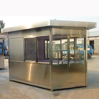 【新闻】不锈钢岗亭如何做好防雷措施 夏季潮湿不锈钢岗亭如何度过