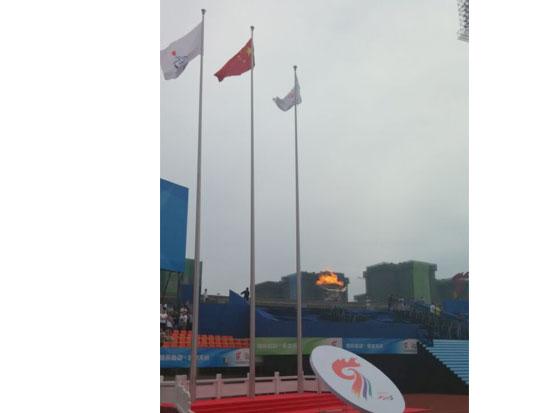 四川双流体育馆