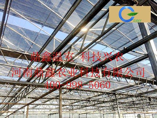 玻璃温室性能
