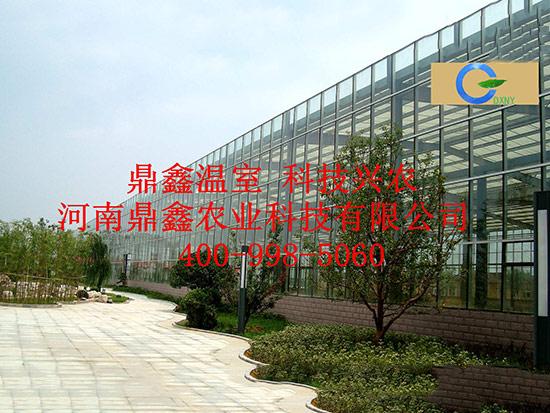 智能温室大棚建造