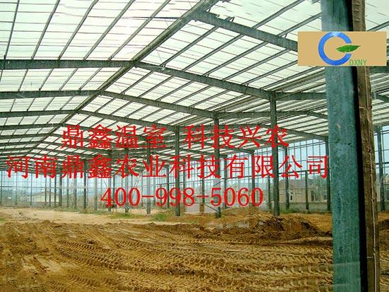 温室大棚安装