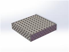 3D多功能焊接平台