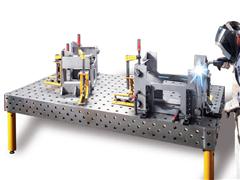 三维焊接工装钣金件案例