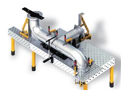 三维焊接工装