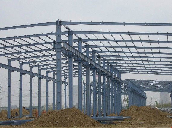 【多图】什么是钢结构 石家庄钢结构特点
