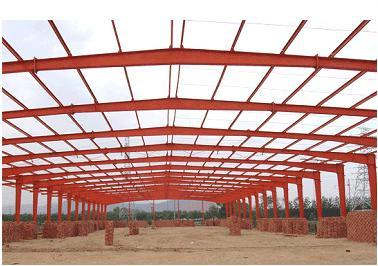 石家庄钢结构屋顶